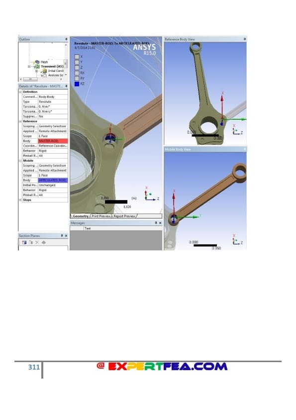 ansys workbench tutorial structural analysis pdf